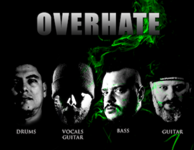 OVERHATE - Interview