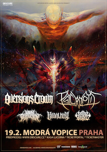 AVERSIONS CROWN / PSYCROPTIC